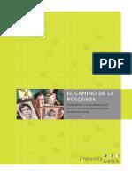 El Camino de La Busqueda-Enforced Dissappearances