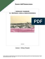 Scaricare Libri Il Museo dell'innocenza Gratis (PDF - ePub - Mobi) Di Orhan Pamuk.pdf