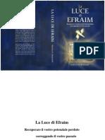 La Luce Di Efraim Di Simcha H. Benyosef 2