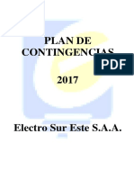 Plan de Contingencias 2017