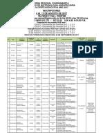 Oferta Educativa IV Trimestre 2017 Centro de Biotecnología Agropecuaria