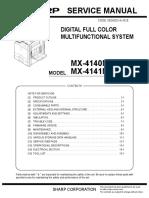 MX4141_MX5141 Service Manual