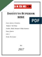 GENEROS AUDIOVISUALES TAREA I.docx