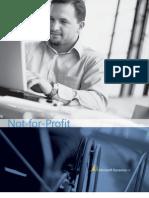 MicrosoftDynamicsGPNotforProfit