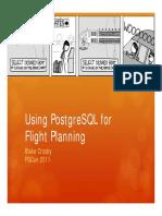 195_Using PostgreSQL for Flight Planning.pdf