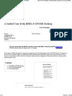 CH 9 - A Guided Tour of the RHEL 6 GNOME Desktop