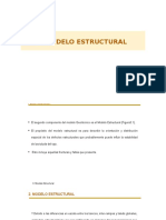 2. Modelo Estructural