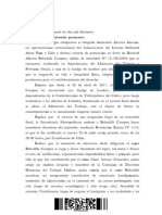 Sentencia Acogida 50903-2017