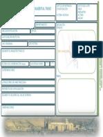 Ficha Tecnica Sistema Edilicio