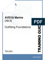TM-2201 AVEVA Marine (12.1) Outfitting Foundations Rev 3.0