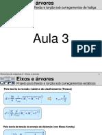 Eixos e Arvores AULA 3