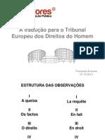 Tradução Jurídica Francês