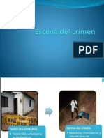Escena Del Crimen Expo
