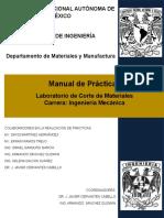 Manual de Lab. de Procesos de Corte de Materiales