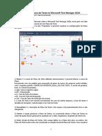 Configurando Um Plano de Teste No Microsoft Test Manager 2010