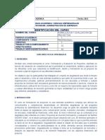 Guia Formulacion y Evaluacion de Proyectos