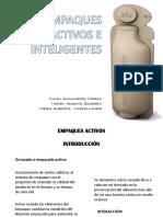 Presentación Empaques Activos e Inteligentes