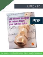Mejores Melodias Cla Sica Flauta Dulce
