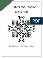 Apostila de Teoria Musical (2o Sem 2015) Set