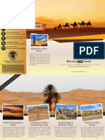 Brochure Morocco geo travel