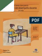 12 Tareas clave para la Evaluación del Desempeño Docente.pdf