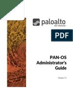 PAN-OS 7.1 Administrators Guide