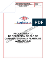 GOPE-PG-PL-ToDO-004 Recepcion de GLP a Planta de Almacenaje(CNC)