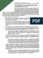 UGC 3rd Amendment Regulation July 2009 on NET SLET Compulsory
