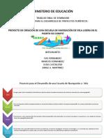 Trabajo de Proyecto Turistico.pptx