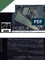Portafolio Proyectos - C.A.R.C.Q. Architecture