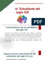 Perfil Del Estudiante Del Siglo XX!