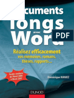 Vos documents longs avec Word.pdf