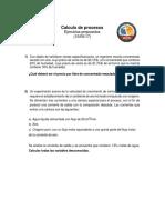 Calculo de Procesos - Ejercicios Propuestos 09-05-17