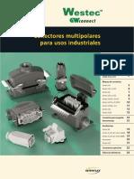 Catálogo WESTEC-Conectores Multipolares 2010