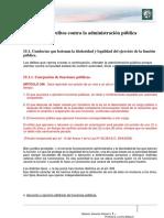 L 15 Delitos Contra La Administración Pública (Continuación)-1