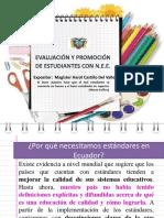 3. EVALUACION Y PROMOCIÓN DE E NEE.pptx