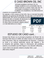 Estudio de Caso Brown Oil Inc