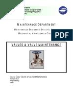 Valves & Valve Maintenance.pdf