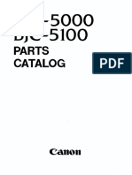 Canon BJC-5000, 5100 Parts Manual.pdf