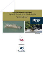 Guerra Fluvial Irregular America