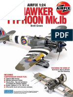 Airfix 1-24 Hawker Typhoon Mk.lb