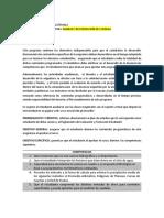 Fe014 Manejo y Recuperacion de Cuencas
