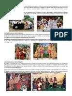 Vestimenta en La Costa Peruana