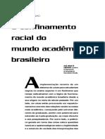 José JORGE O Confinamento Racial no Mundo Academico Brasieleiro.pdf