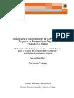 Sistematizacion de Los Procesos Del PASST