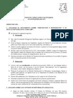REUNIÓN CAPELLANES-VOLUN ANTEQUERA, CONCLUSIONES