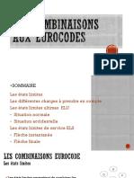 Les Combinaisons Aux Eurocodes