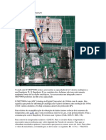 Conversor ADC Para RaspBerry Pi