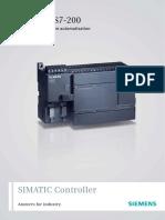 Catalogue S7 200