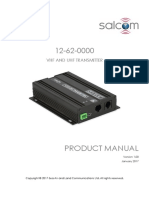 12 62 0000 Product Manual